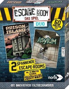 Escape Room - Das Spiel Duo [Gesellschaftsspiel] zum Bestpreis bei bücher.de