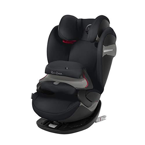 CYBEX Gold 2-in-1 Kinder-Autositz Pallas S-Fix lavastone black