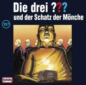 Die drei ??? (107) – und der Schatz der Mönche [Hörspiel/Fall der Woche/YouTube]