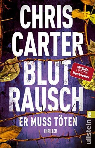 [Amazon Kindle] Chris Carter - Blutrausch, er muss töten Band 9