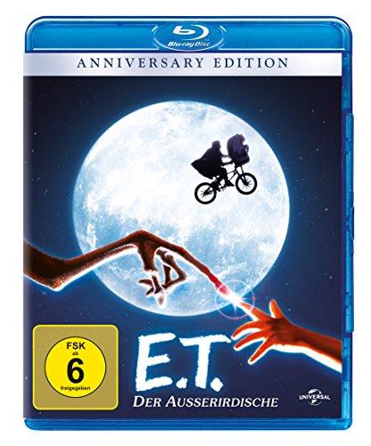 E.T. - Der Außerirdische (Anniversary Edition Blu-ray) für 5,55€ (Amazon Prime)