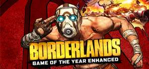 [Steam] Borderlands Game of the Year Enhanced Edition - Kostenlos spielen bis zum 22. Juli