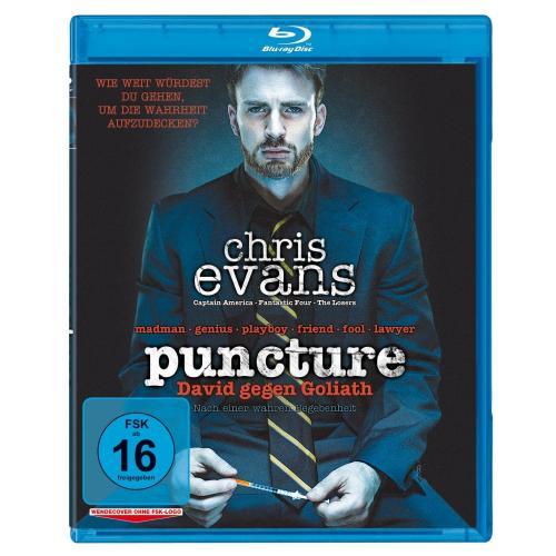 Puncture - David gegen Goliath [Blu-ray] für 4,99€ inkl. Versand @ Amazon.de