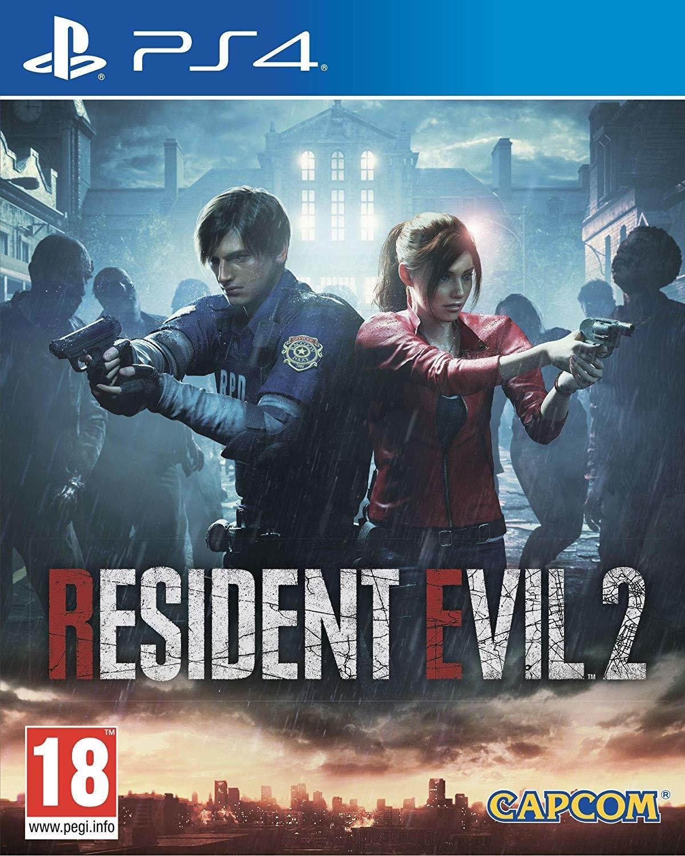Resident Evil 2 (PS4) für 24,92€ (Base.com)
