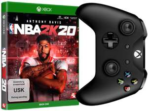 EWD Games: z.B. Xbox One Controller + NBA 2K20 [Xbox One] - 69€ |  Fire Pro Wrestling World [PS4] - 7€ | Sushi Striker [Switch] - 19€