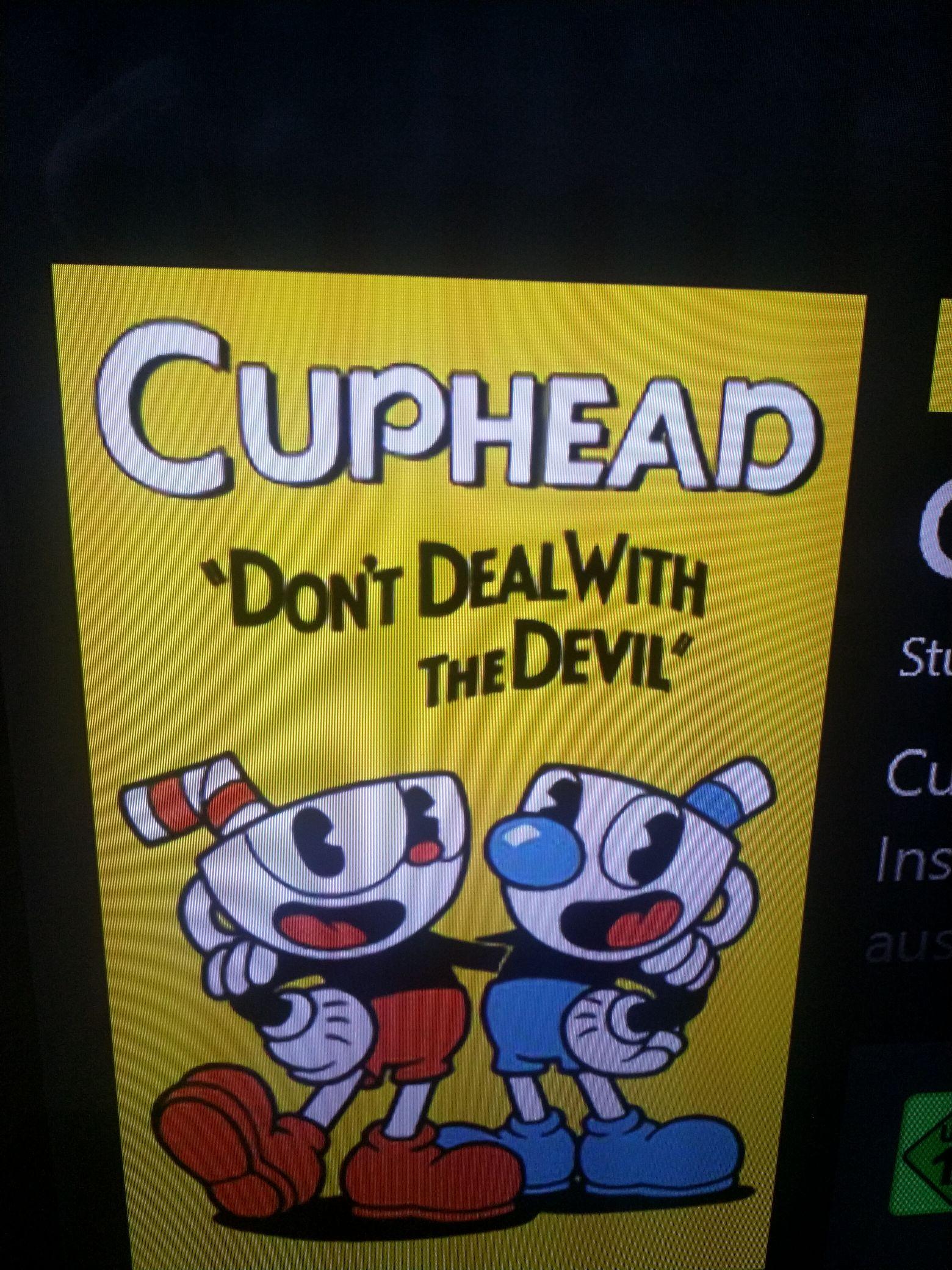 Cuphead xbox play anywhere für 15,99 direkt im xbox store
