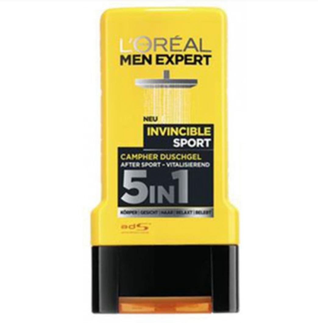 [Edeka Südwest] L'Oréal Men Expert Duschgel Invisible Campher 300ml