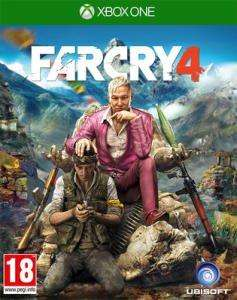 Far Cry 4 (Xbox One) für 11,77€ (Amazon IT)