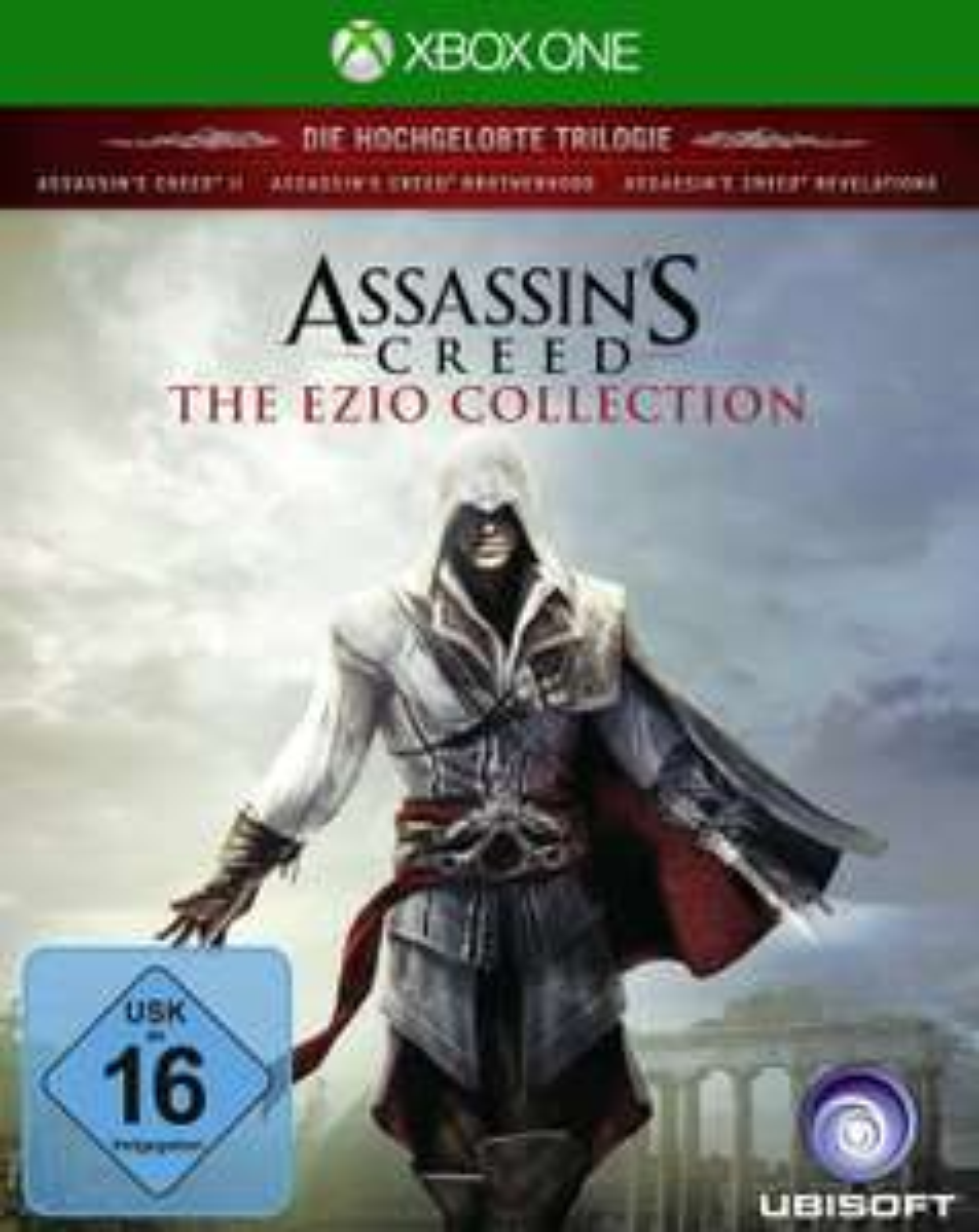 Assassin's Creed: The Ezio Collection (Xbox One) für 10€ (Xbox Store Live Gold)