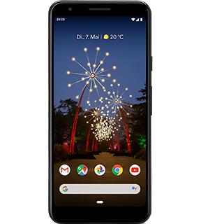 [Vodafone] Google Pixel 3a (just black) ohne Vertrag