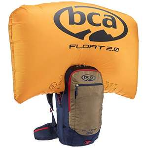 Antizyklisch kaufen: bca Float 2.0 Lawinenrucksack, 54 x 30 x 15 cm, 22 Liter [Amazon]