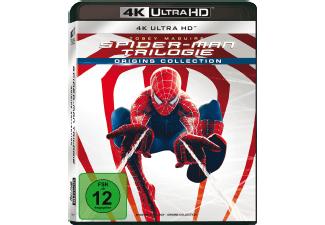 [SATURN] Spider-Man 1-3 4K Origins Collection 3 Discs Version (4K UHD) für 29 EUR versandkostenfrei