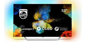 [Amazon WHD] Philips 55POS9002/12 (55 Zoll) OLED, Ambilight