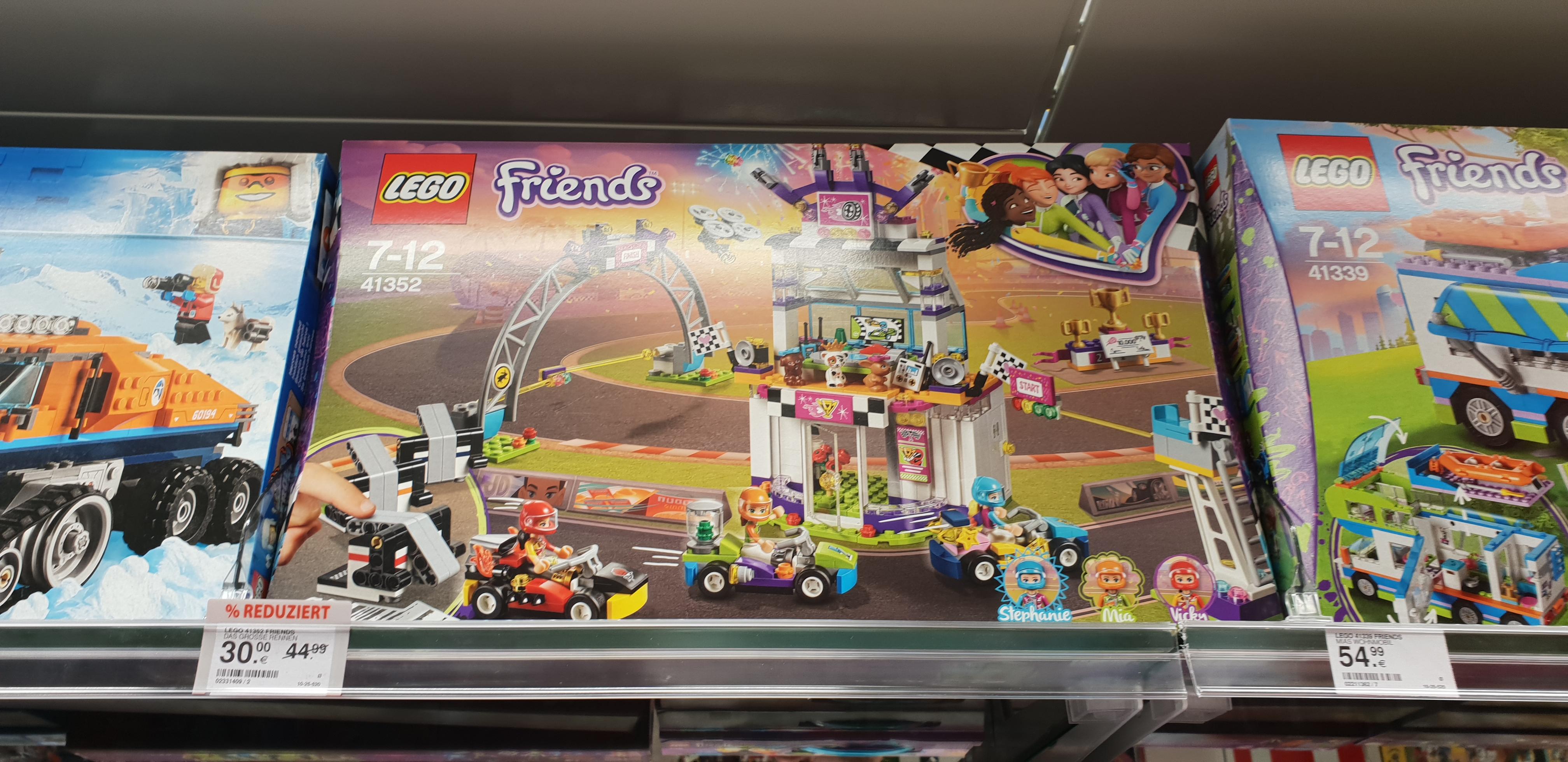 [Müller Berlin Gropius Passagen] LEGO Friends - Das große Rennen (41352)