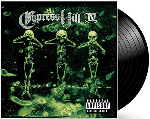 Cypress Hill - IV Doppel LP Vinyl inkl. MP3 Downloadcode für 18,99€ (Amazon Prime + Media Markt)