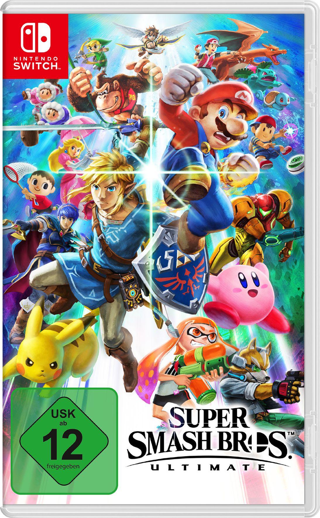 [SWITCH] Super Smash Bros. Ultimate