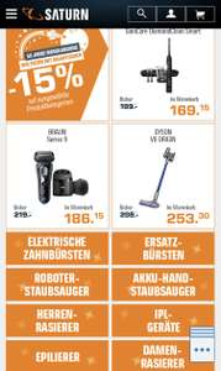 Philips 2 Ersatzzahnbürsten Sonicare ProResults