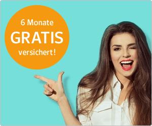 [gmx/web.de] getsafe Neukunden: 6 Monate Privathaftpflichtversicherung + 7,50 EUR / 10,- EUR geschenkt