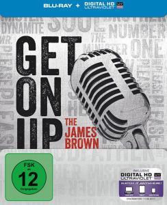 Get on Up Limited Steelbook Edition (Blu-ray + UV Copy) für 6€ versandkostenfrei (Media Markt & Amazon Prime)