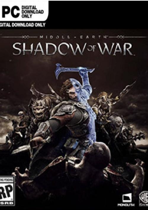 Mittelerde: Schatten des Krieges (Steam) für 5,19€ & Gold Edition für 9,19€ (CDkeys)
