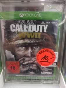 Call of duty WWII Xbox one lokal?