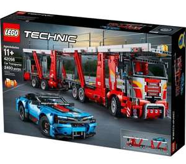 Lego Technic 42098 Autotransporter für 119,99€ vorbestellen