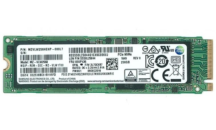 [Masterpass/rakuten.de] Samsung M2-PCIe SSD 256gb bulk