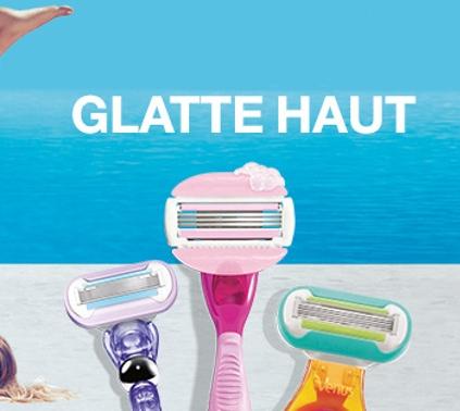 2€ Sofort-Rabatt-Coupon auf einen Gillette Venus Rasierer (Rossmann, Müller) bis 31.10.2019