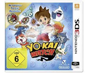 Yo-Kai Watch: Special Edition (3DS) [Saturn Abholung & Amazon Prime]
