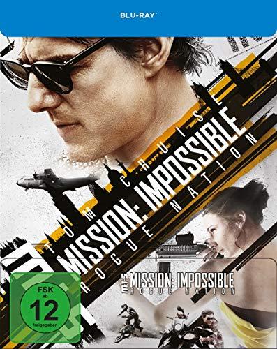 Mission: Impossible Rogue Nation Limited Steelbook Edition (Blu-ray) für 7€ (Amazon Prime & Media Markt)