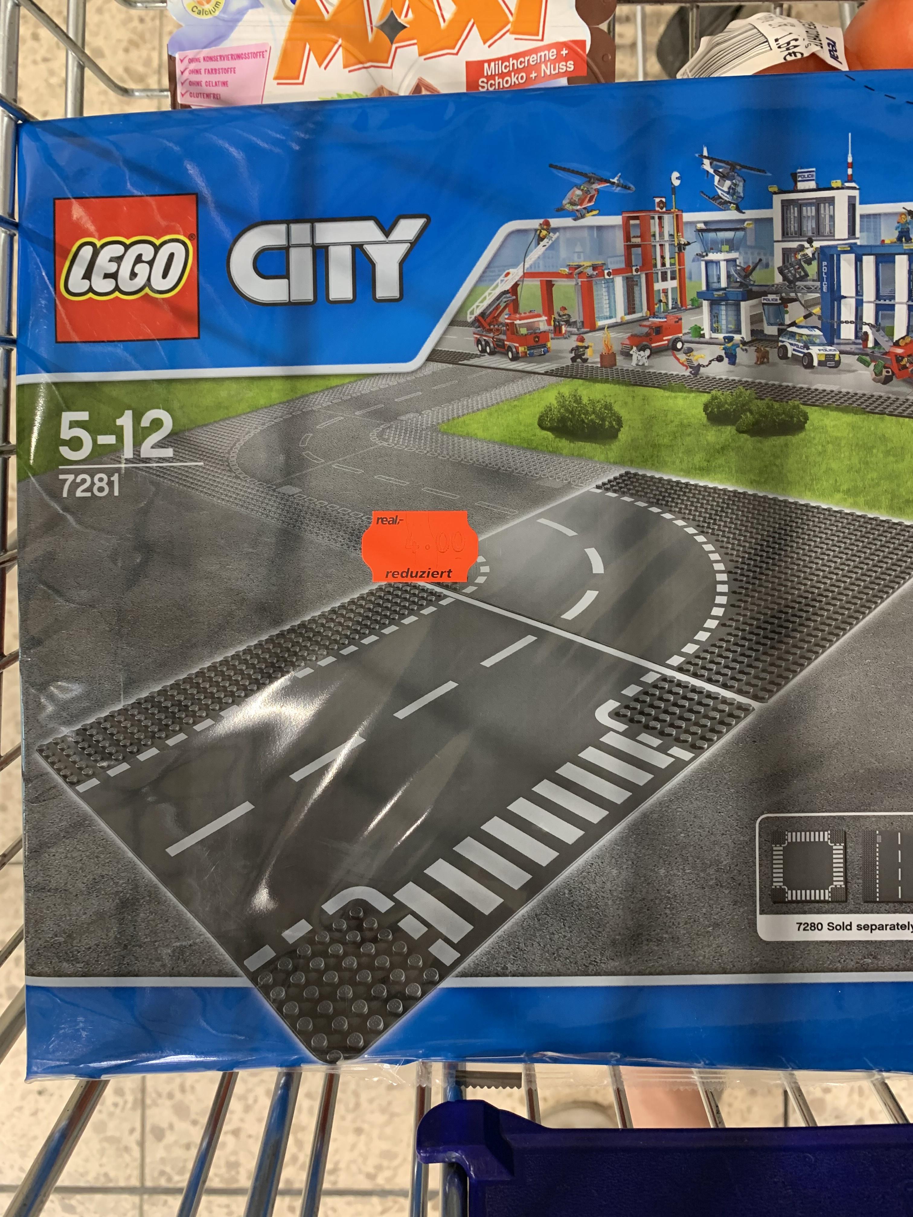 Lego 7281 (lokal) real Ettlingen Huttenkreuzstraße