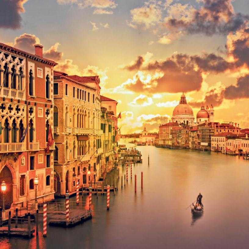 Flüge nach Venedig von Frankfurt, Berlin, Stuttgart, Köln und Hamburg (Juli - August) hin und zurück ab 19,98€