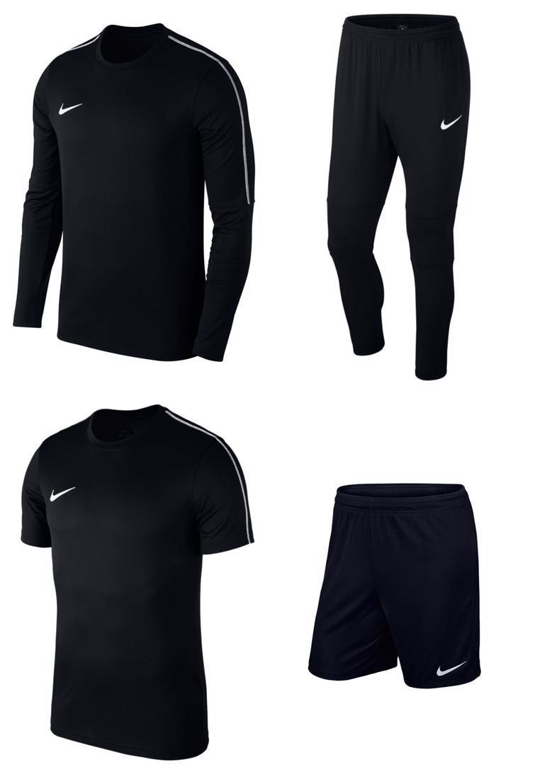 4-teiliges Komplettset von Nike - Farben frei kombinierbar