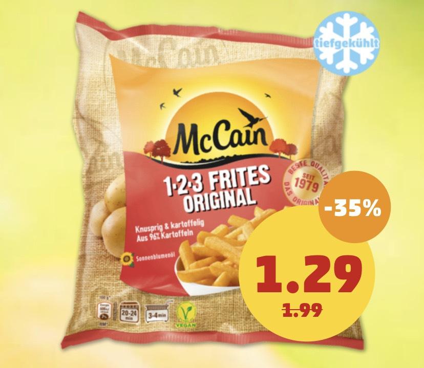 McCain 1-2-3 Frites Original 750g