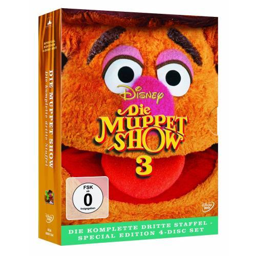 Die Muppet Show - Staffel 1 und 3 [DVD] für je 12,99€ @Amazon.de