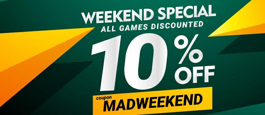 10% auf Alle Spiele (Gamivo)