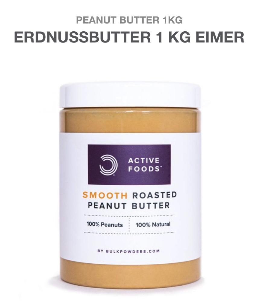Bis zu 70% Rabatt auf Bulkpowders.com | Z.B.: Erdnussbutter
