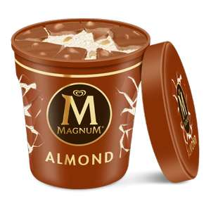 Magnum Eis-Becher (Classic oder Mandel) 440ml bei [Penny] ab 22.07.