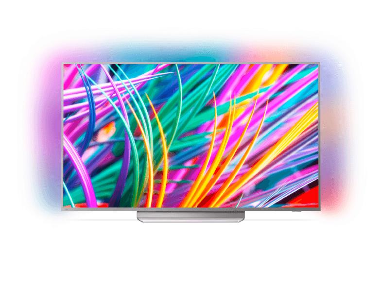 Philips 65 Zoll TV PUS8303 4K mit 3fach Ambilight 100 hz