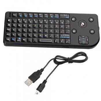 2.4G kabellose Tastatur mit Trackball nur für 16,54€ inkl. Versand