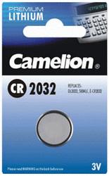 Camelion Lithium CR 2032 3V Knopfzelle für nur 19 Cent [Zimmermann]