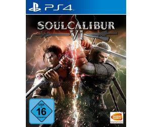 SoulCalibur VI& Tales of VesperiaDefinitive Edition für je 17,99€ (PS4) [Mediamarkt Abholung]