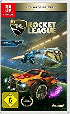 Rocket League: Ultimate Edition - [Nintendo Switch] [Amazon Prime]