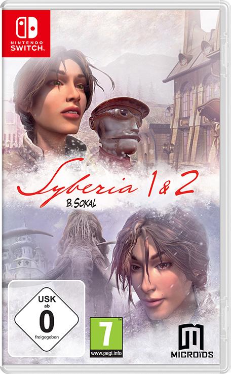 Syberia 1 & 2 (Switch) für 13,99€ oder für 11,23€ Mexiko (eShop)