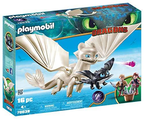 Playmobil 70038 - Tagschatten und Babydrachen mit Kindern Amazon (Prime) und Galeria