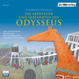 KiRaKa Hörspiel: Die Abenteuer und Irrfahrten des Odysseus Teil 1 - 3