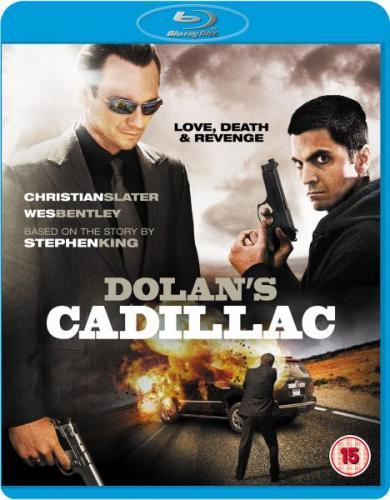 (UK) Dolan's Cadillac [Blu-Ray] (nur englische Tonspur) für €2,32 @ play (zoverstocks)