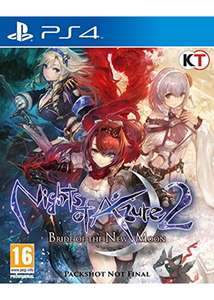Nights of Azure 2: Bride of The New Moon (PS4) für 15,75€ (Base.com)