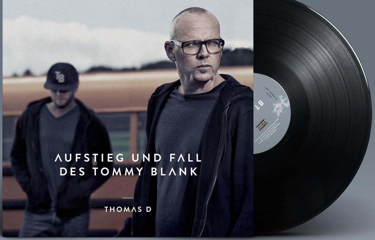[Media Markt / Ebay] Thomas D: Aufstieg und Fall des Tommy Blank [Vinyl LP]