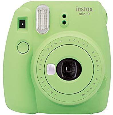 Fujifilm Instax Mini 9 Sofortbildkamera, Grün [Saturn & Amazon]